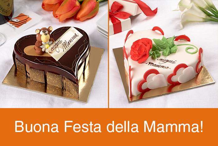 Festa della mamma: dillo con un dolce