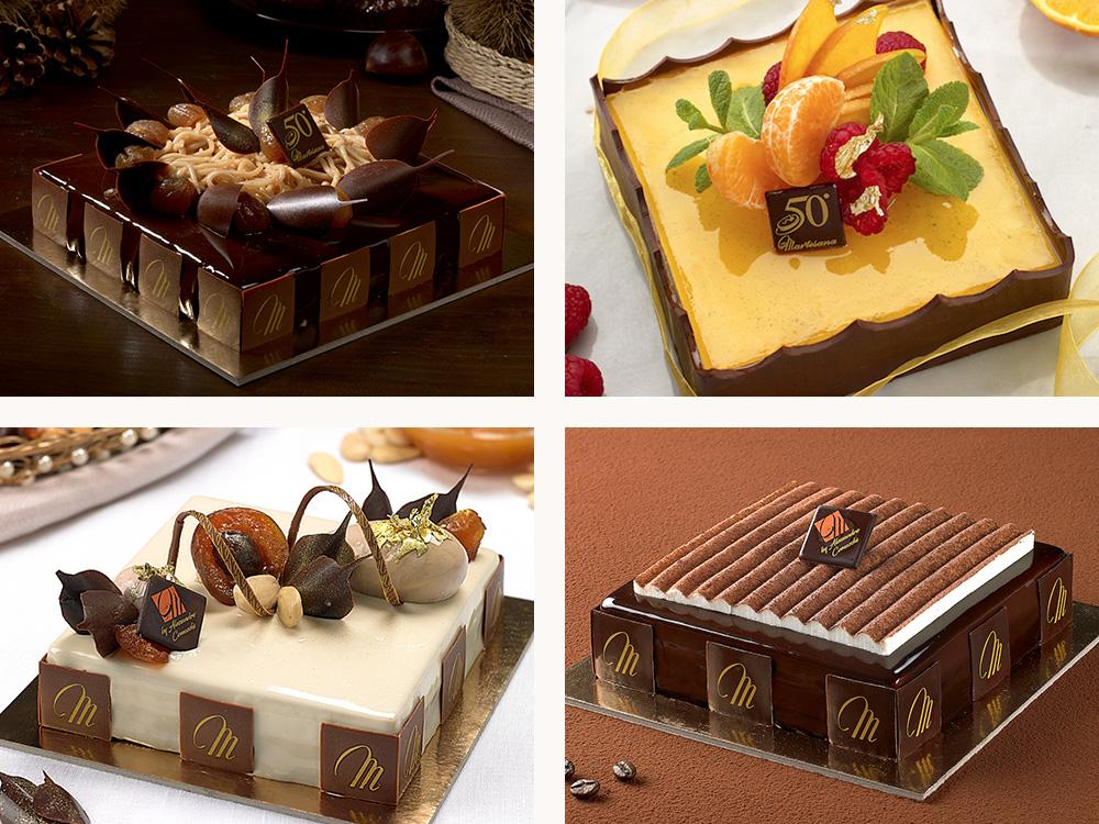 Martesana Milano Torte cake design
