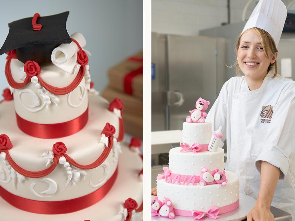 Cake design - Pasticceria Martesana Milano