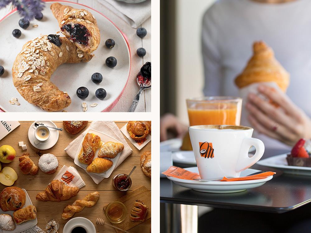 Pasticceria Martesana Milano - dolci da colazione