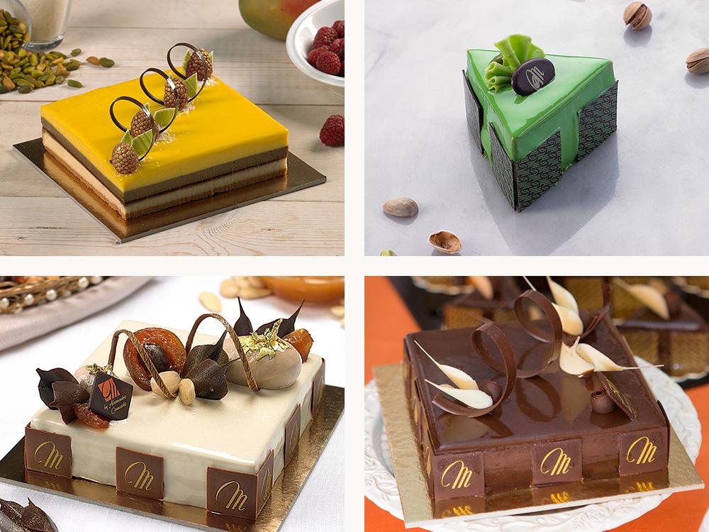 Pasticceria Martesana Milano - Torte innovative