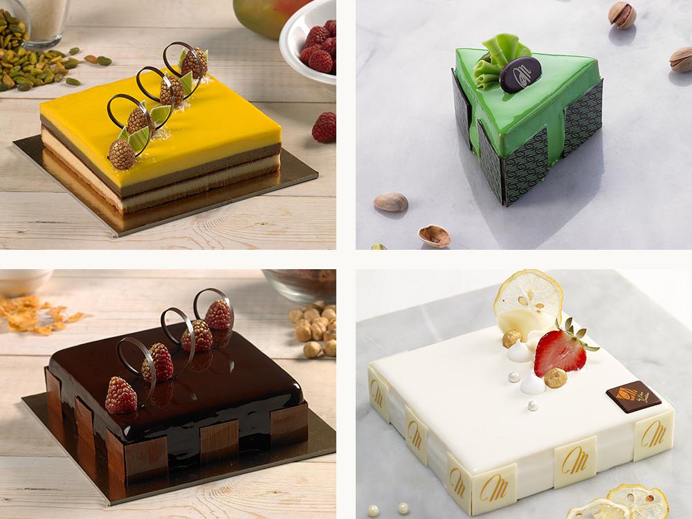 Pasticceria Martesana Milano - Torte moderne