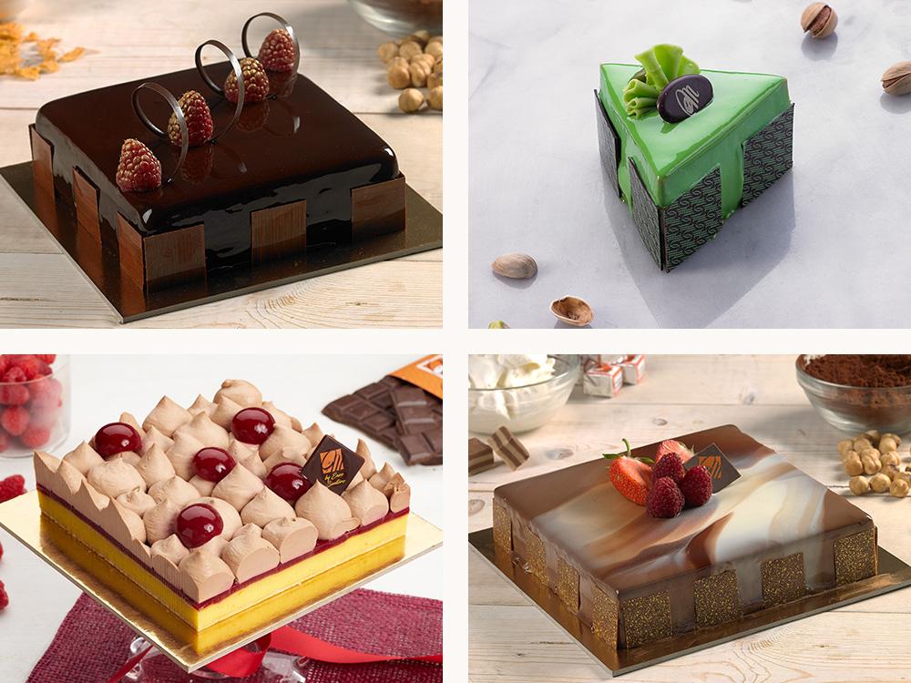 Torte moderne - Martesana Milano