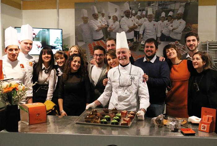 Pasticceria Martesana Milano - Salon du Chocolat