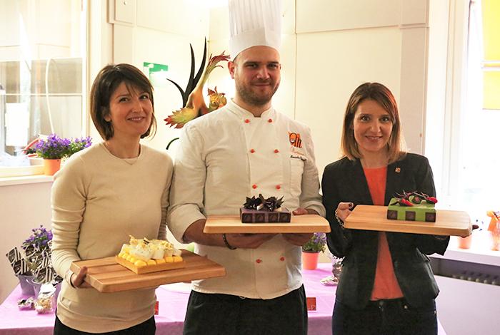 Presentate le nuove torte Martesana Milano della collezione Primavera/Estate