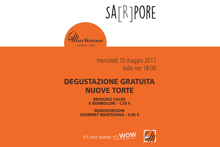 Sarpi street is celebrating: Sa[r]pore for Milano Food Week