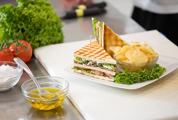 Sandwich…soo goood!