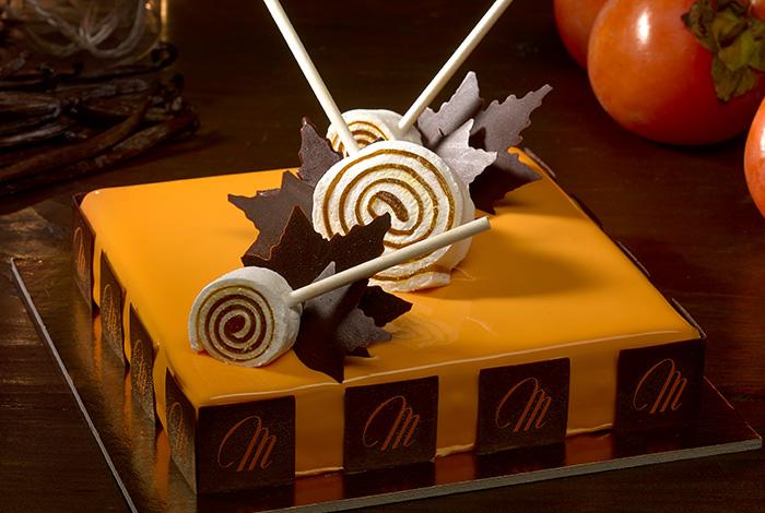 Torta al caco Limited edition