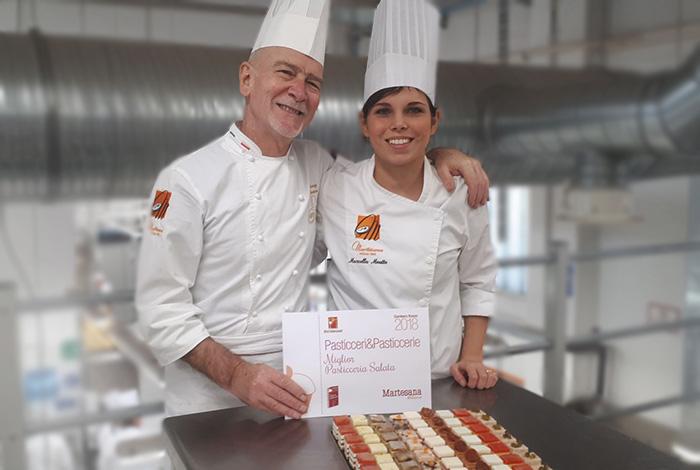 Best Italian Savory Pastry for Gambero Rosso
