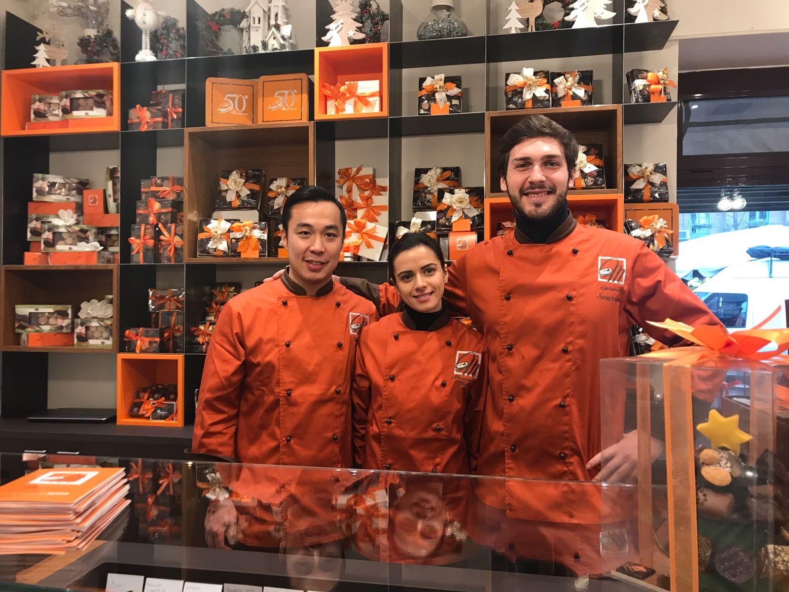Nuovo shop Martesana Milano in Piazza Sant'Agostino 7