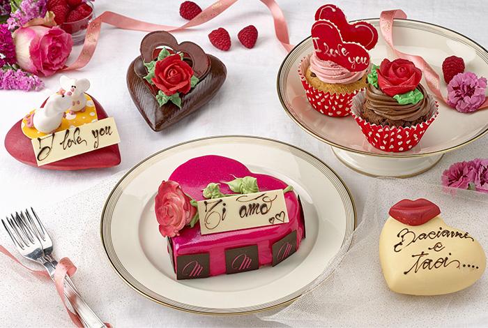 Sweet Saint Valentine's Day with Martesana Milano