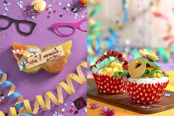 Cheerful and sweet Carnival