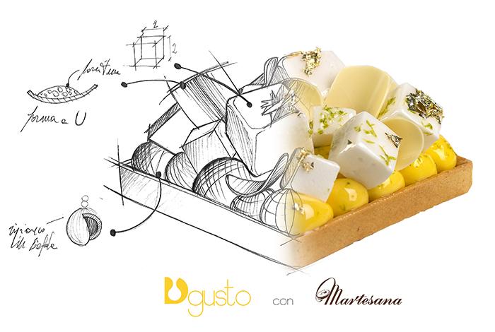 Dgusto: l'alta pasticceria diventa ambassador del design italiano e internazionale