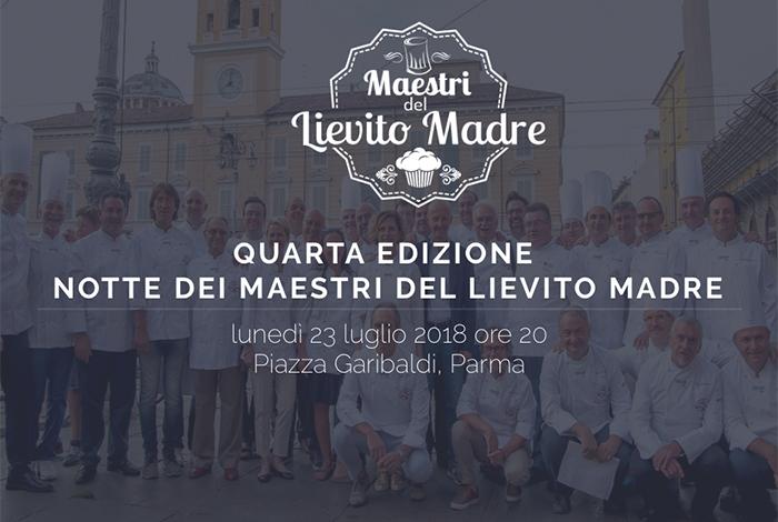 Notte dei Maestri del Lievito Madre 2018
