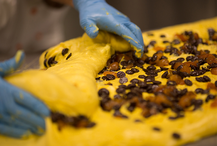 New Course: The creation of craft panettone